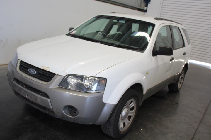 2008 Ford Territory Auto 6 Cyclinder