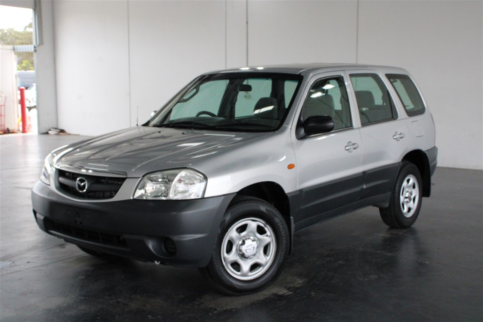 2003 Mazda Tribute Limited Automatic Wagon