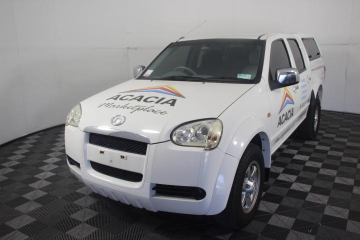 2010 Great Wall V240 4X4 Manual Dual Cab