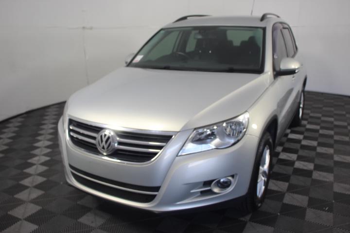 2011 Volkswagen Tiguan 4WD 125 TSI Wagon