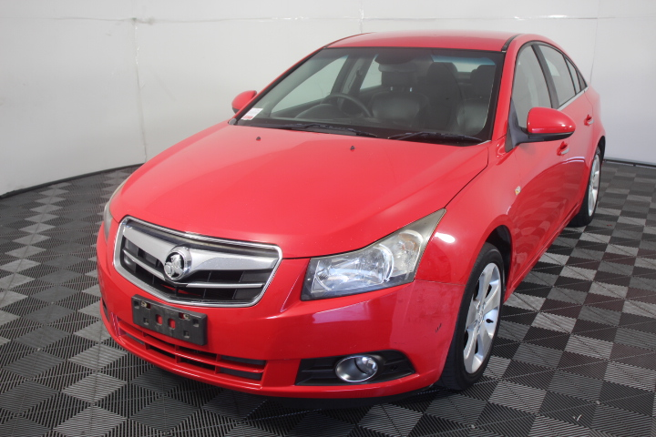 2009 Holden Cruze CDX JG Automatic Sedan