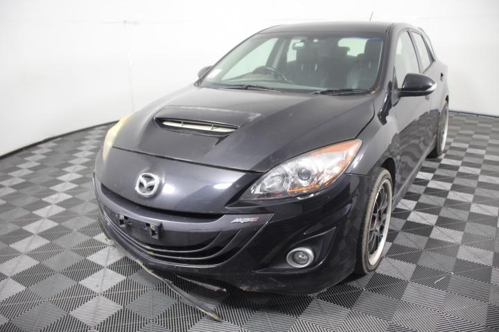 2009 Mazda 3 MPS BL Manual Hatchback