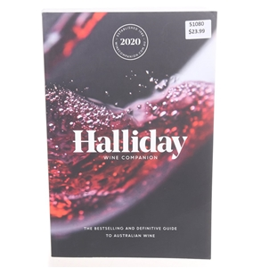 Halliday Wine Companion 2020, 776 Pages.