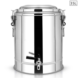 SOGA 35L Stainless Steel Insulated Stock