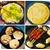 SOGA 2x Cast Iron 30cm Frying Pan Skillet Non-stick Coating Steak Sizzle