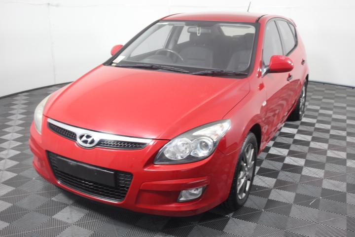 2012 Hyundai i30 SX FD Automatic Hatchback