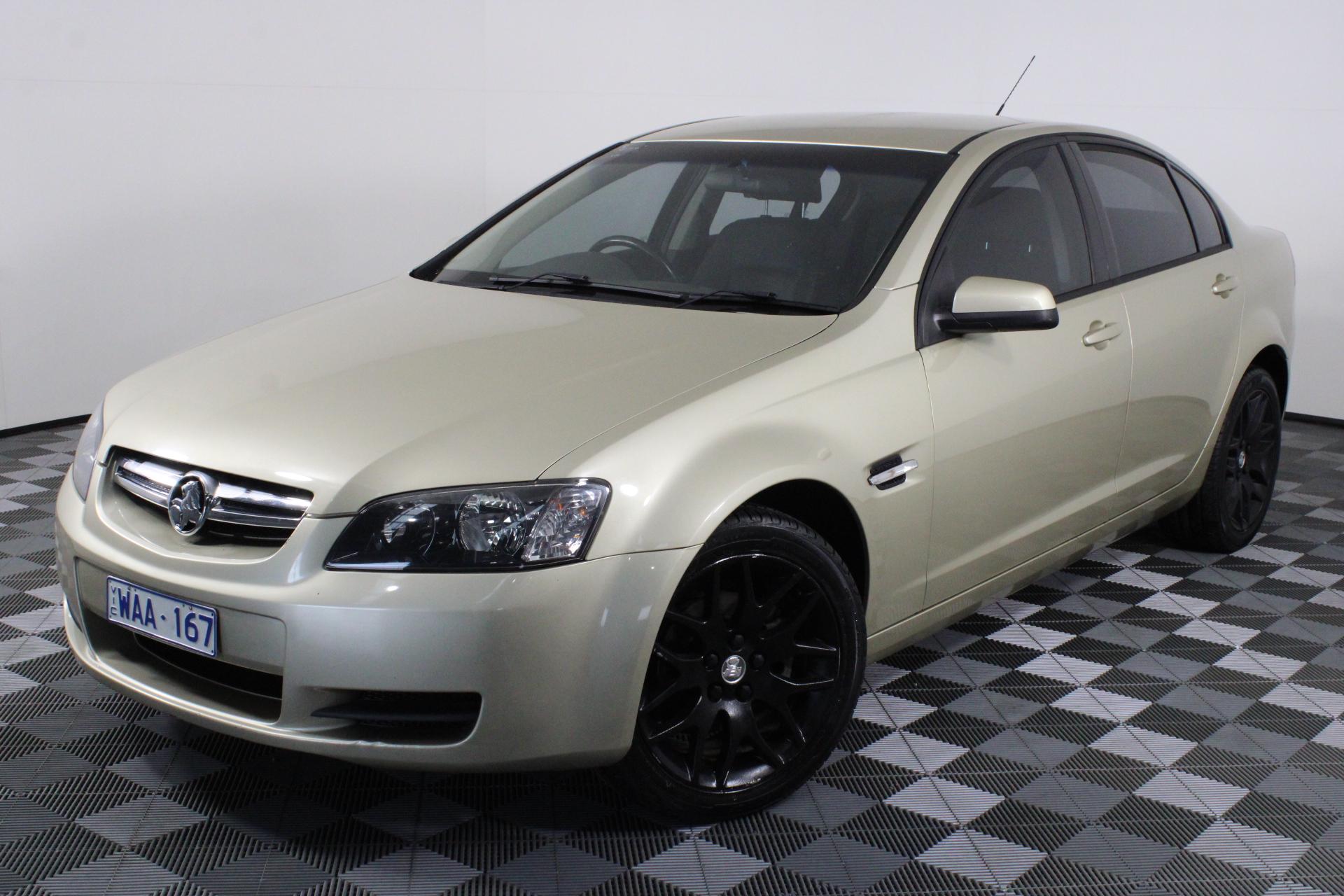 2008 Holden Commodore Lumina VE Automatic Sedan