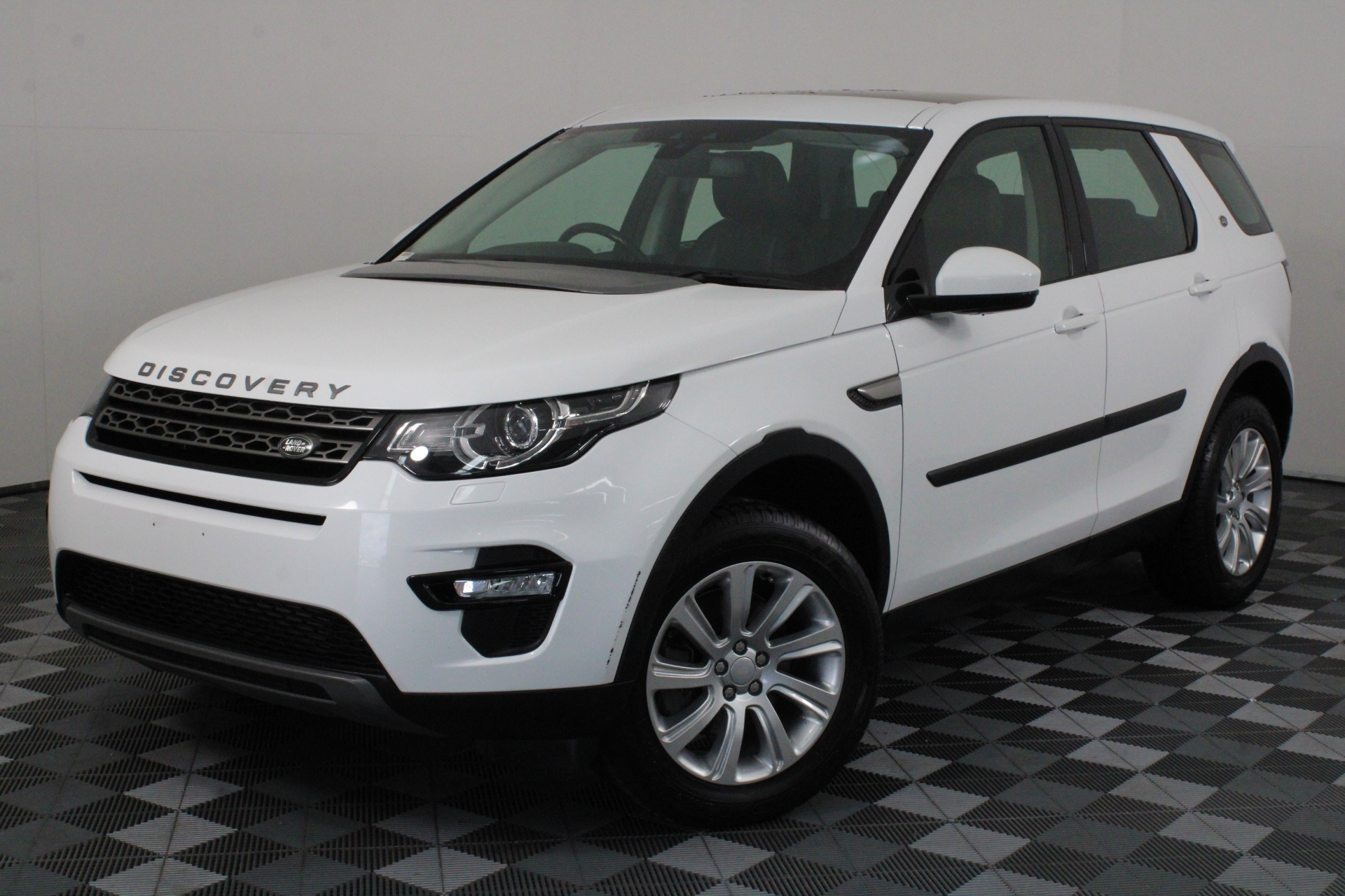 2015 Land Rover DISCOVERY SPORT SD4 SE Turbo Diesel Manual Wagon