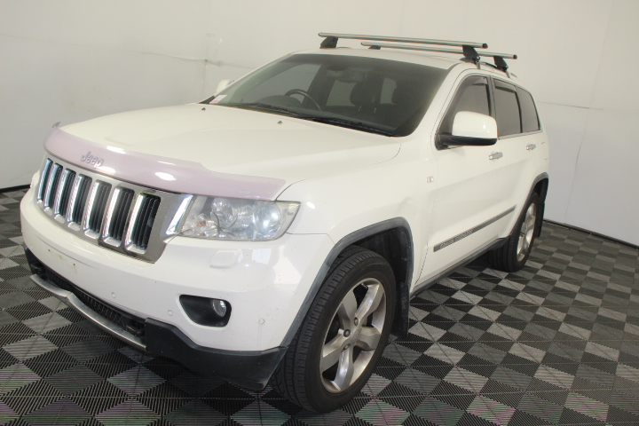 2010 Jeep Grand Cherokee Limited (4x4) WK Automatic Wagon