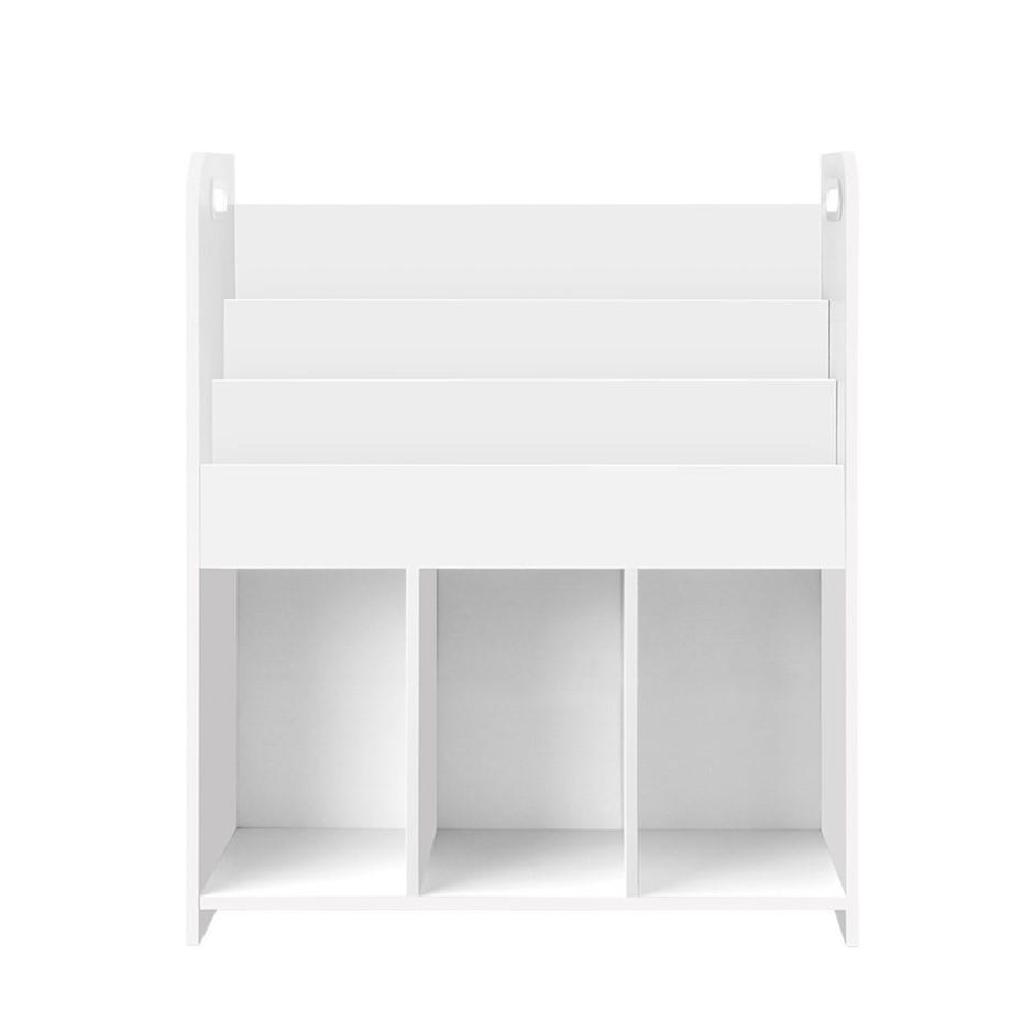 Artiss Kids Bookcase Childrens Display Cabinet Toys Storage Organizer