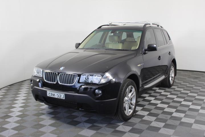 2007 BMW X3 2.5si E83 Automatic Wagon