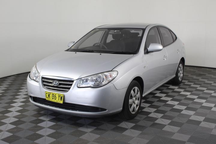 2009 Hyundai Elantra SX HD Automatic Sedan 96,189km