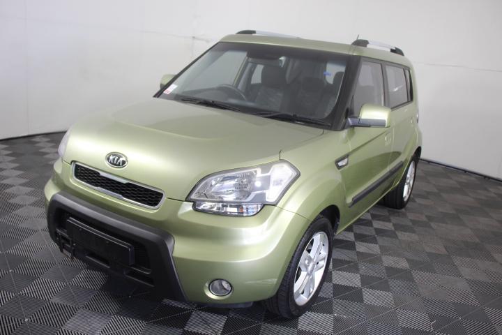 2009 Kia Soul 2 AM 5D Hatch 103,926kms