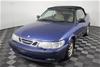 1998 Saab 9-3 S Auto 129,407 km's (Service History)