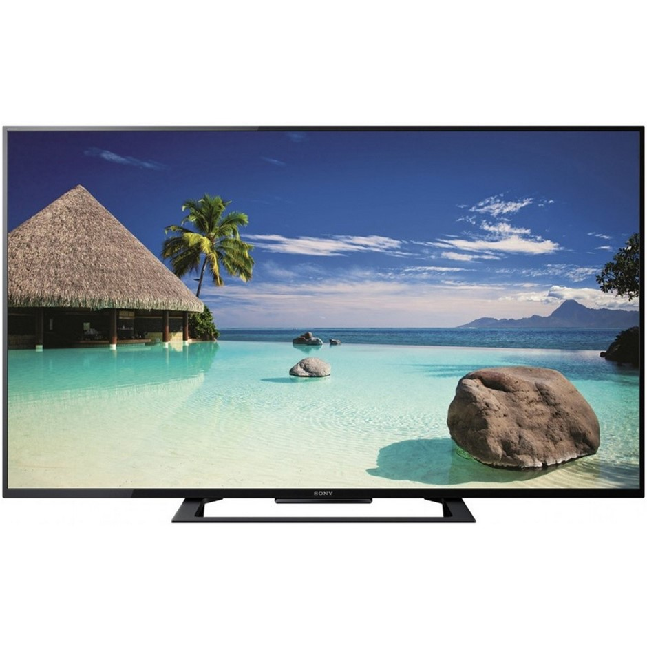 SONY Bravia 60in Television, Model: KD60-X6700E c/w Remote, Stand & Power C