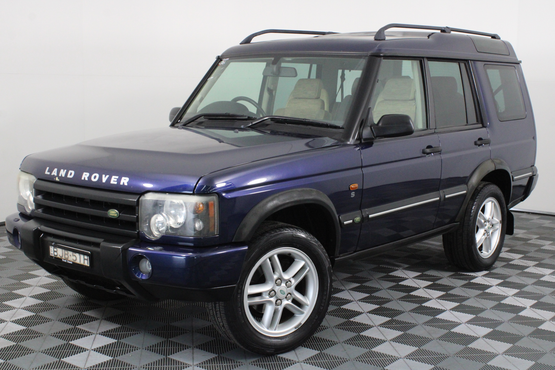 2003 Land Rover Discovery S (4x4) Automatic 7 Seats Wagon