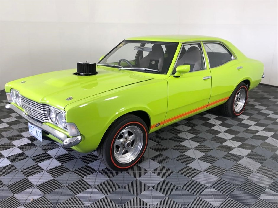 1973 Ford Cortina TC, 376 Stroker Cleveland Motor, Engineered