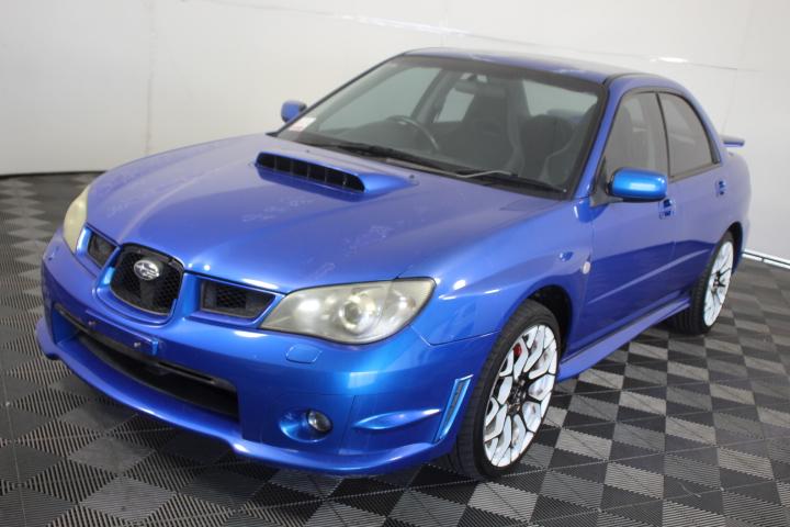 2005 (2006) Subaru Impreza WRX (AWD) G2 Sedan