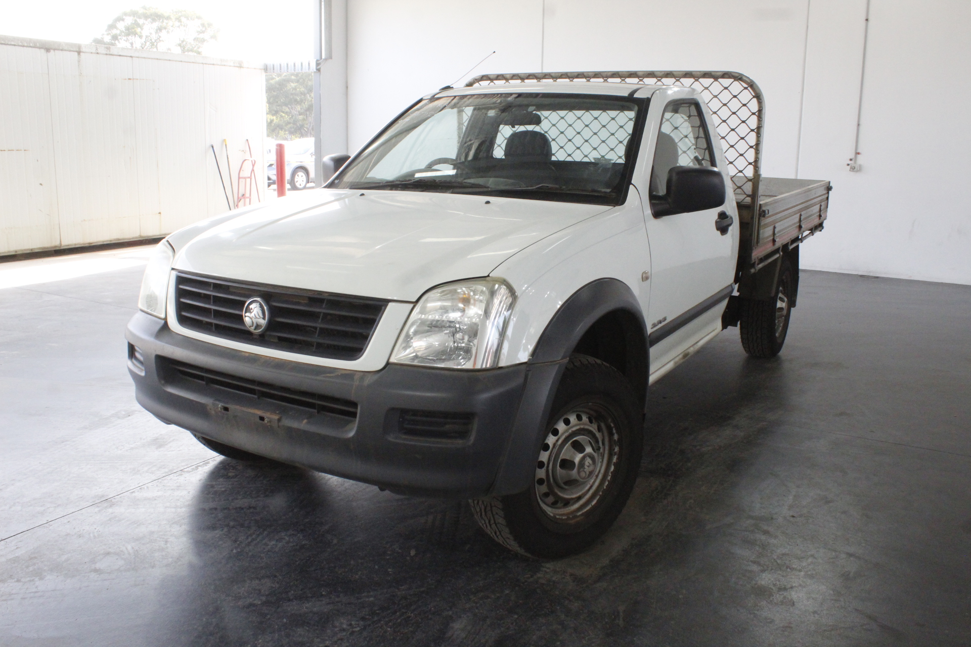 2003 Holden Rodeo LX RA Manual Cab Chassis