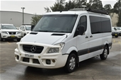 Mercedes Benz Sprinter 318 CDI MWB T/D  Automatic Van
