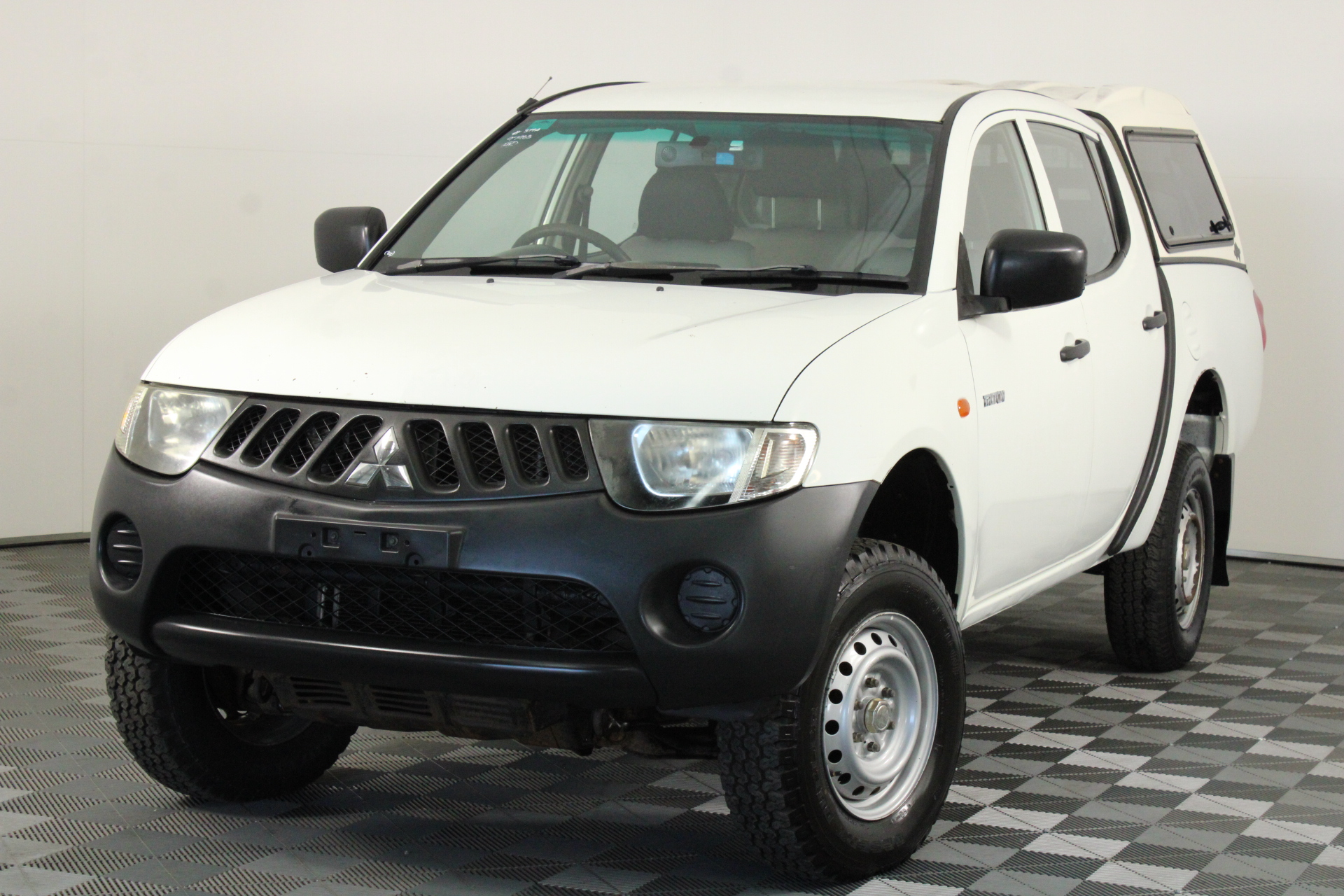 2007 Mitsubishi Triton GLX ML Manual Dual Cab