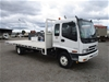 2007 Isuzu FRR 525 Long 4 x 2 Tray Body Truck