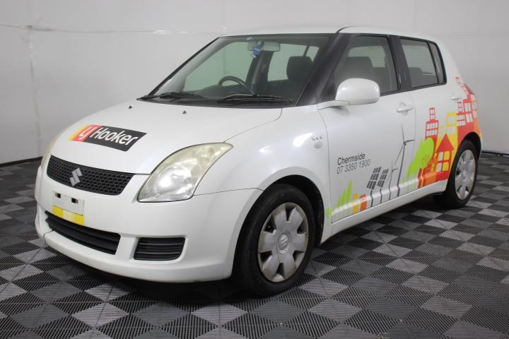 2008 Suzuki Swift EZ Automatic Hatchback