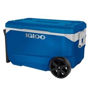 IGLOO Cooler w/ Wheels 85L (Fits 137 Can