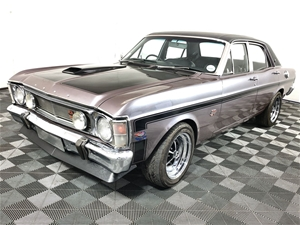 1970 FORD FAIRMONT GT TRIBUTE