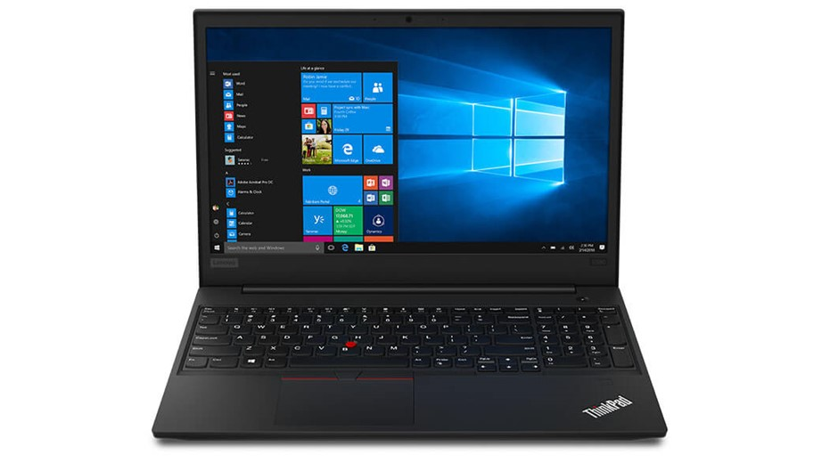 Lenovo ThinkPad E590 15.6-inch Notebook, Black