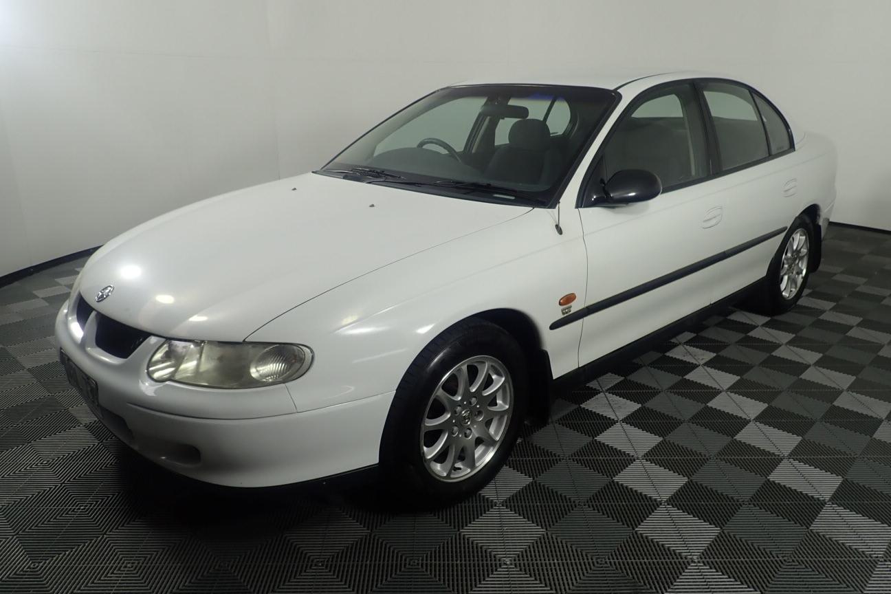 2000 Holden Commodore Executive VX Automatic Sedan