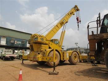 Cranes, Access Equip, Pumps & Light Towers