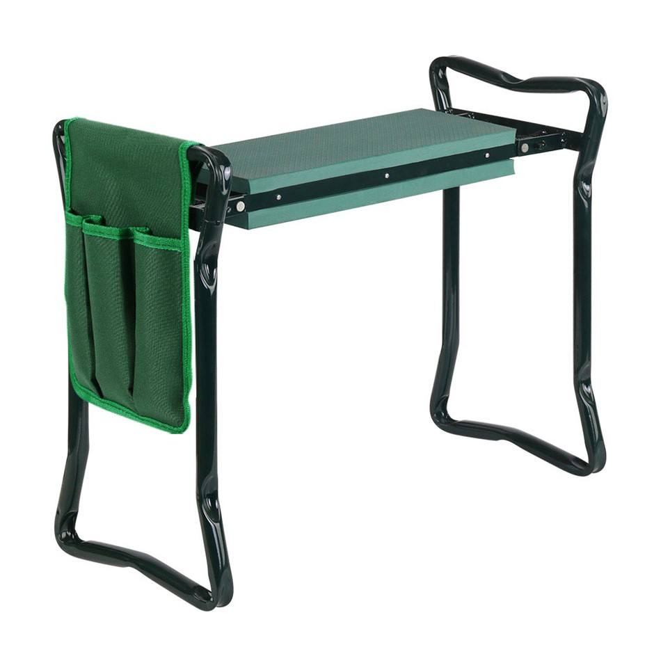 Gardeon Garden Kneeler and Seat Tool Outdoor Bench Knee Pad Foldable