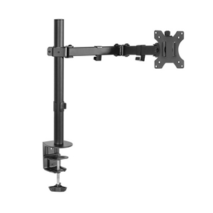 Single LED Monitor Arm Stand Display Bra
