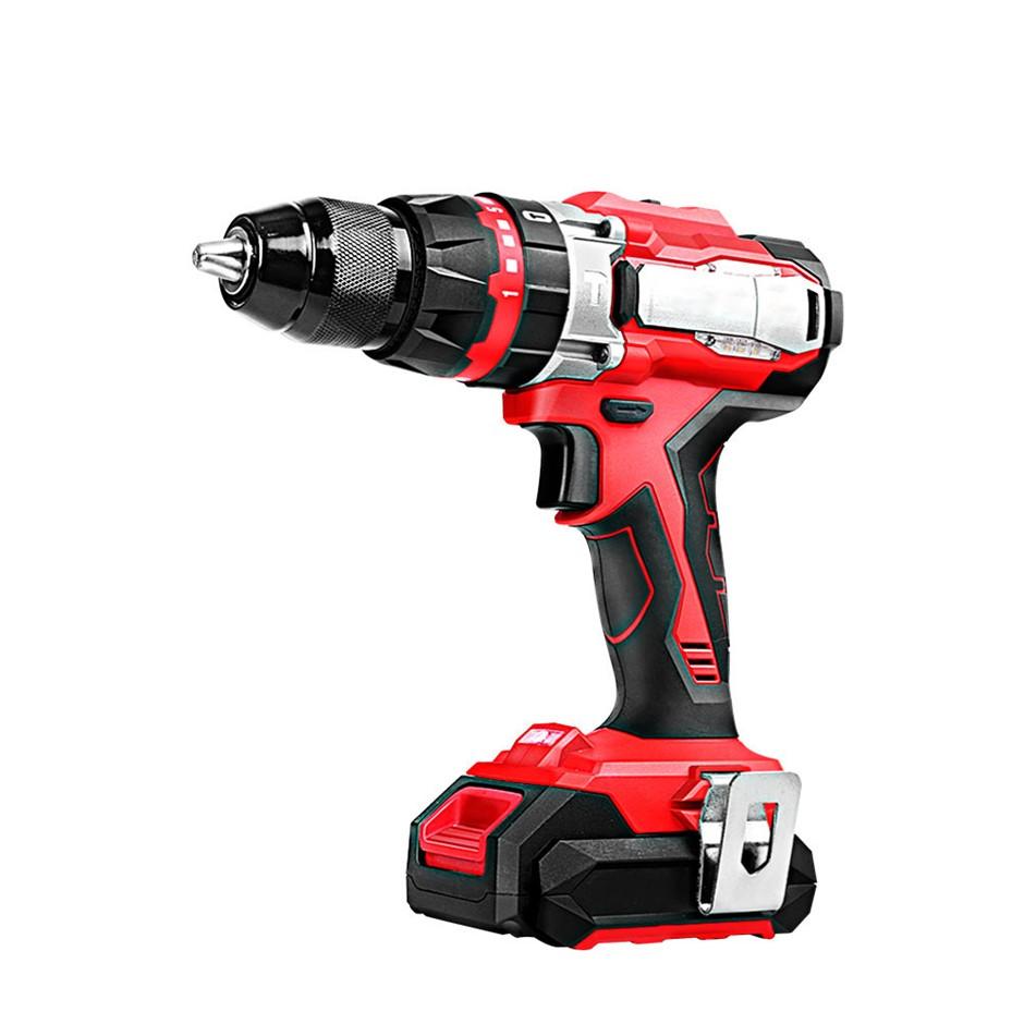Giantz Hammer Drill Impact Cordless Brushless Drill Electric 20V Lithium