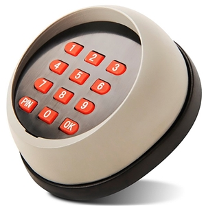 LockMaster Wireless Control Keypad Gate