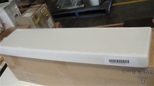 Villeroy Boch White Ceramic Bathroom Shelf Auction 0037