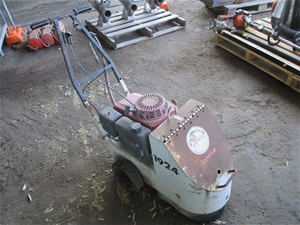 DIMAS 250mm Walk Behind Concrete Grinder