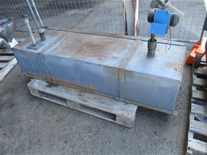 Steel Diesel Tank with Pump
