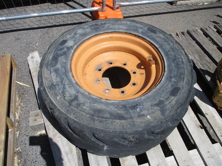 Case Skid Steer Wheel