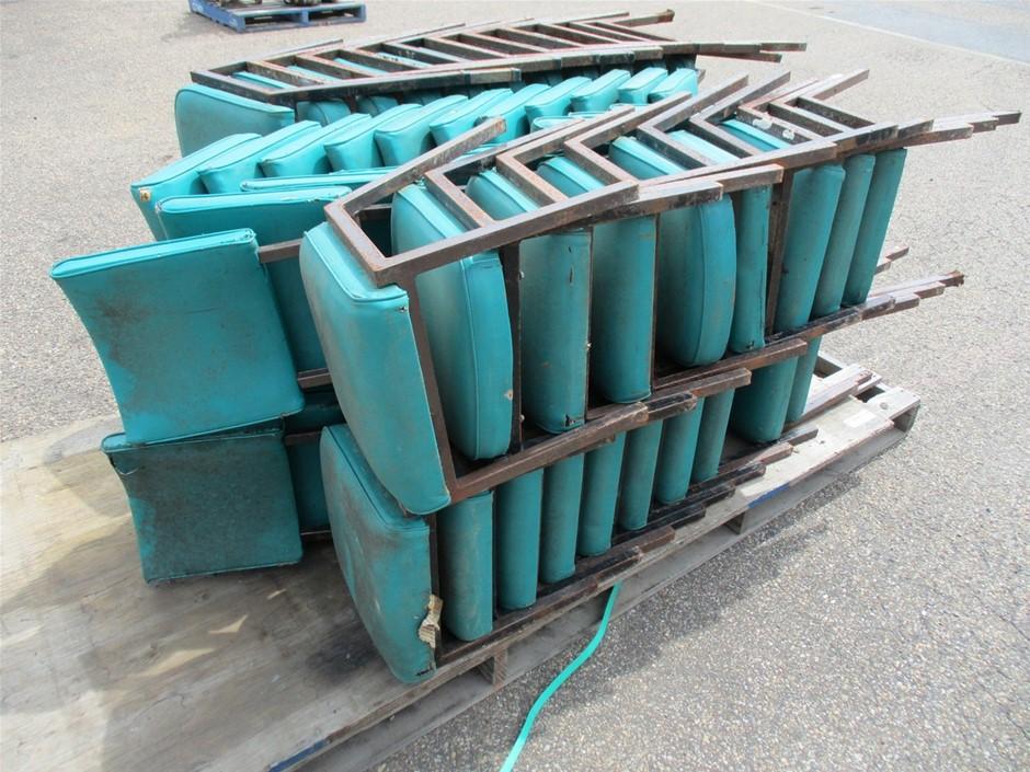 Qty 40 x Chairs
