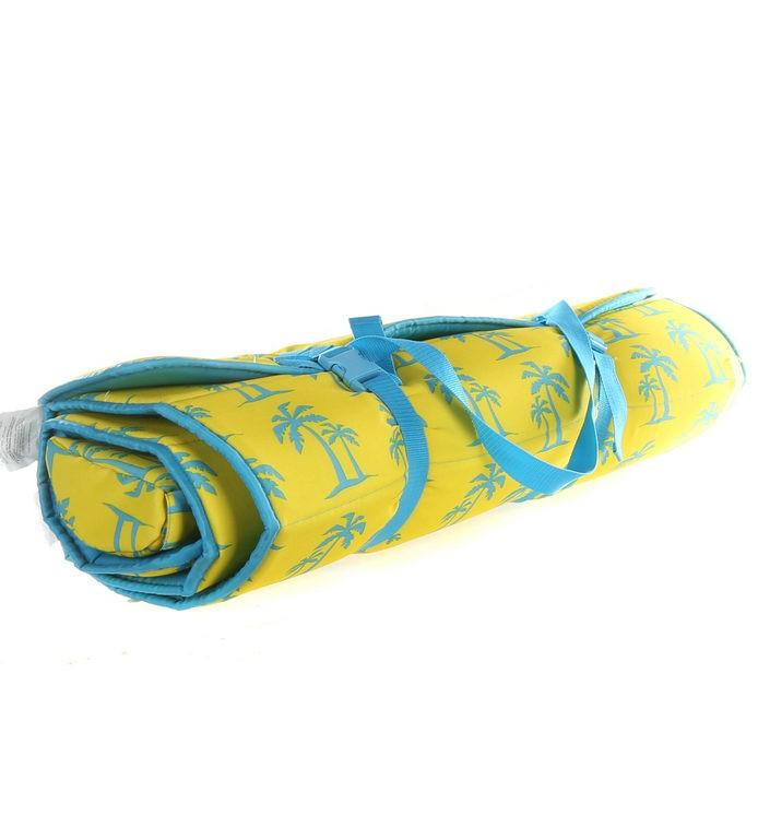 INNOCOR Memory Foam Beach Mat & Pillow. Buyers Note - Discount Freight Rate