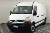 Unreserved 2010 Renault Master AIR L3H2 Turbo Diesel