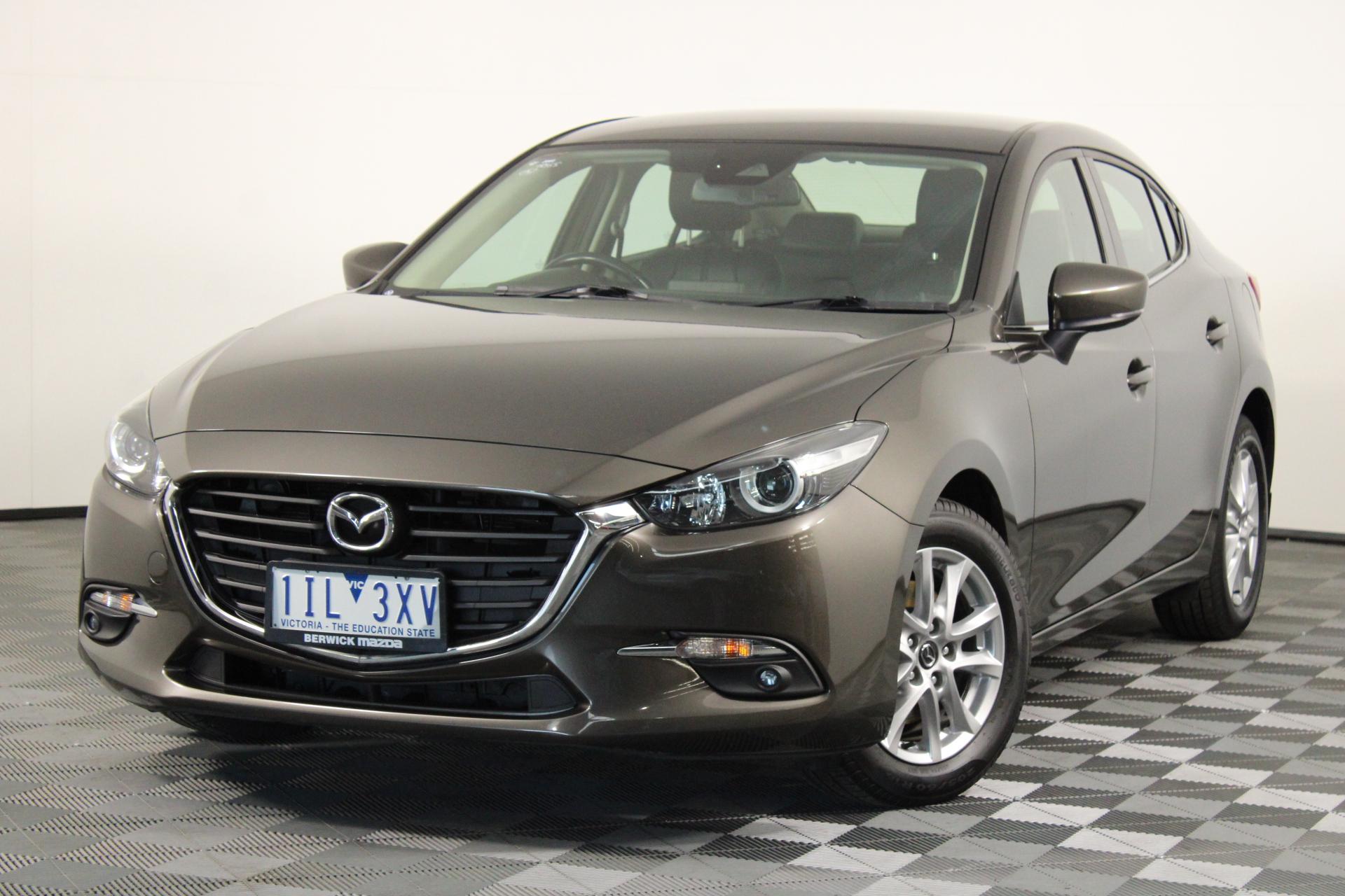 2016 Mazda 3 Touring BN 6auto Sedan (EX GOV)