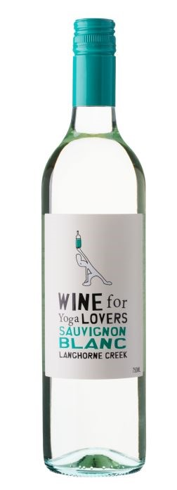 Wine For Yoga Lovers Sauvignon Blanc 2017 (12 x 750mL) Langhorne Creek, SA