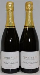 Quartz Reef Chardonnay Pinot Noir 2012 (2x 750mL) Central Otago, NZ
