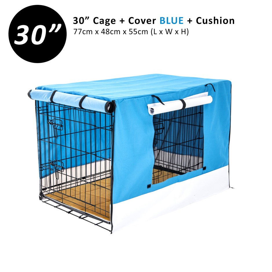 """30"""" Cage + Cover BU + Pad"""