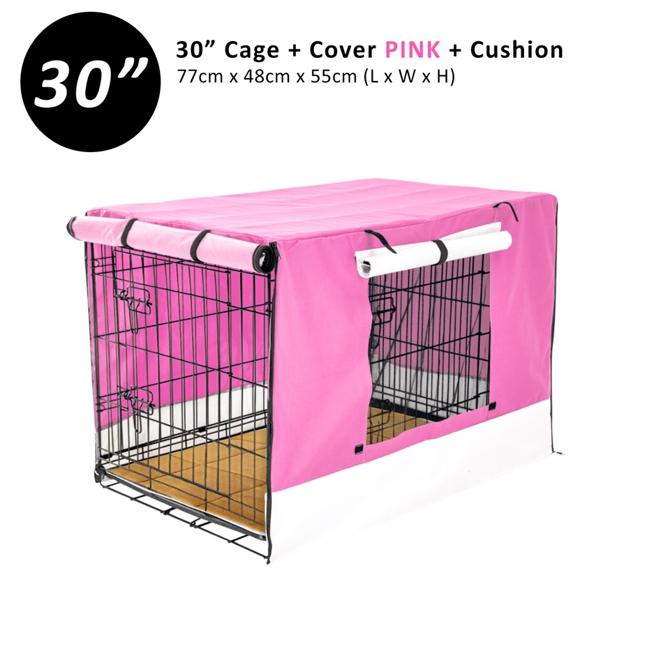 """30"""" Cage + Cover PK + Pad"""