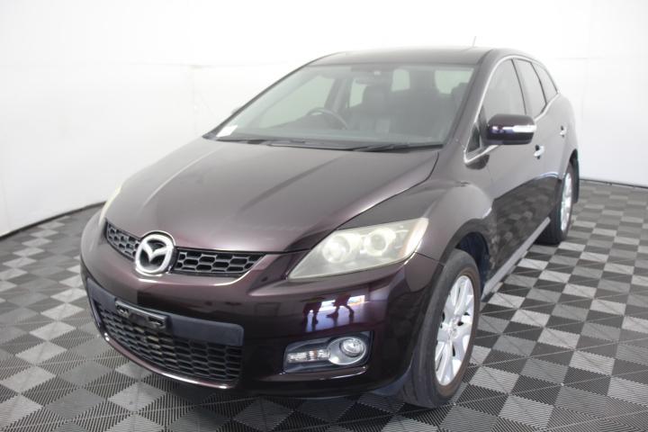 2007 Mazda CX-7 Luxury Auto 155,635km's