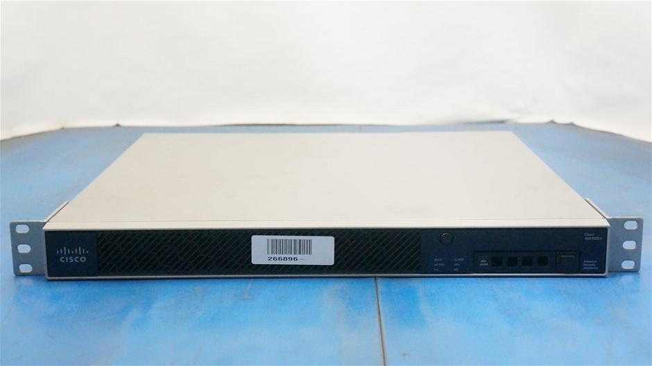 Cisco ASA 5525-X Adaptive Security Appliance ASA5525 V05
